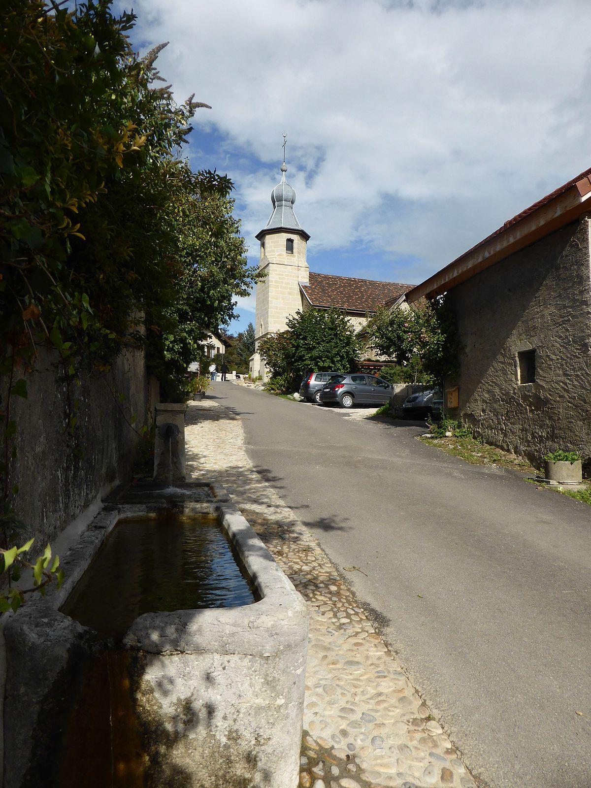Andilly haute savoie wikip dia for Savoie code postal