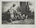 Charles-Émile Jacque - Petite, Petite - 1921.1465 - Cleveland Museum of Art.jpg