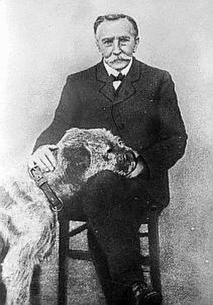Charles Bourseul - Charles Bourseul, c.1890