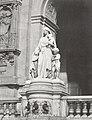 Charles Marville, Square de la Trinité, sculpteur 1, ca. 1853–70.jpg