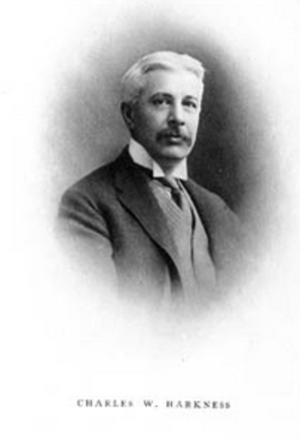 Charles W. Harkness - Image: Charles W. Harkness