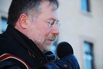 Charles Adler (broadcaster) - Charles Adler in 2008