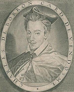 Charles II de Bourbon-Vendôme - Charles de Bourbon