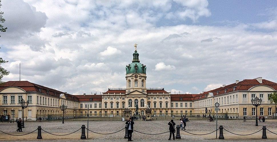 Charlottenburg Hohenzollern 2