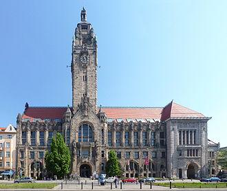 Charlottenburg-Wilmersdorf - Charlottenburg Town Hall