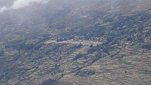 Chavín de Pariarca District - Chavín de Pariarca