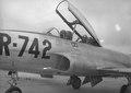 Chegada de aviões a jato da Força Aérea dos Estados Unidos no Galeão..tif