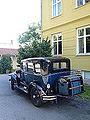 Chevrolet 1929, på Peter Hernqvistgatan i Skara, den 31 juli 2013b.JPG