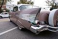 Chevrolet BelAir 1957 DownLSide LakeMirrorClassic 17Oct09 (14598573264).jpg
