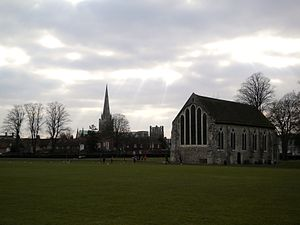 Priory Park, Chichester - Image: Chichester Priory Park 007