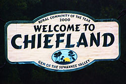 Chiefland, Florid.