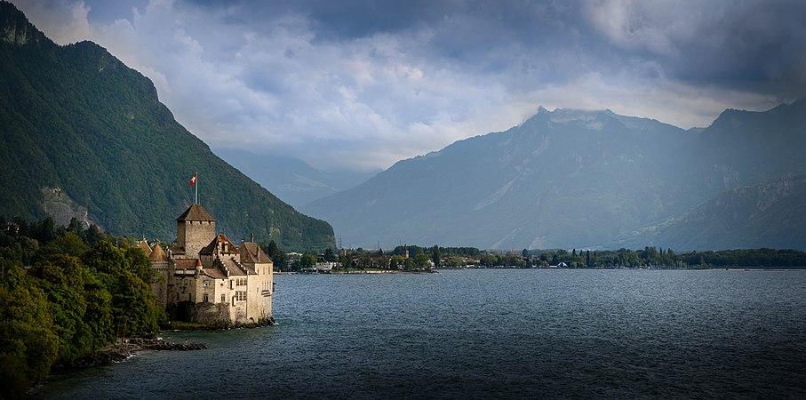Chillon Castle Montreux Switzerland KAM Photography Aug2018.jpg