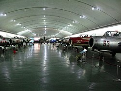 China Aviation Museum - Hangar.jpg