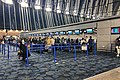 China Eastern Airlines check-in area E at ZSPD T1 (20191112181509).jpg