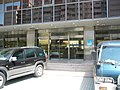China Television Building auto door and stairs 20100531.jpg