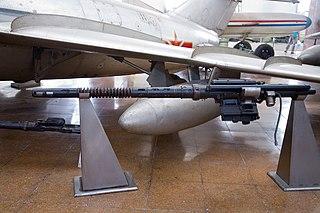 Nudelman N-37 Type of Single-barrel autocannon