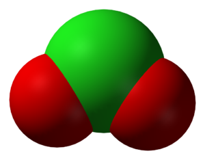 Hypochlorite - The chlorite ion