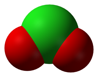 Chloride - The chlorite ion