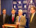 Chris Dodd Pays Tribute to Senator Birch Bayh, Author of Title IX Legislation.png