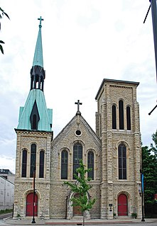 Christ Church Cathedral (Louisville, Kentucky) United States historic place