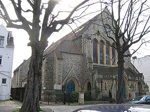 Christ Church Flats, Kew Road - geograph.org.uk - 219419.jpg