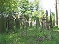 Christ Church Graveyard - Mount Pellon - geograph.org.uk - 868019.jpg