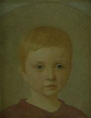 Portrait of the Artist´s Infant Son Peter