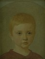 Christen Købke - Portrait of the Artist´s Infant Son Peter - KMS3795 - Statens Museum for Kunst.jpg