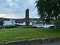 Christen Mølbach monument.jpg