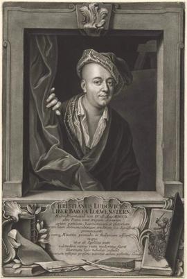 Christian Ludwig von Löwenstern