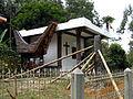 Christian Mausoleum, Tikala Village, Tana Toraja 1390.jpg