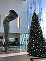 Christmas tree at the Canberra International Airport.jpg