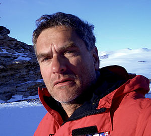Christopher McKay - McKay in Antarctica, 2005