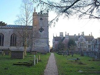 Alderley, Gloucestershire - St. Kenelm's Church