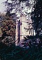 Church in the trees at St Just - 1962 - geograph.org.uk - 1494474.jpg
