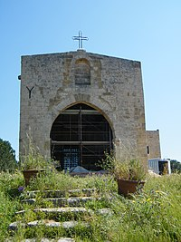 Church of Madonna dell'Alto - Mazara.jpg