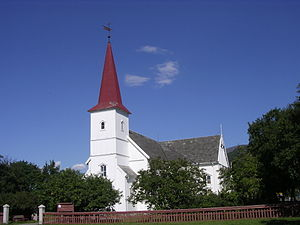 Nesna - Nesna Church