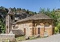 Church of Notre-Dame-de-l'Assomption of Saint-Chely-du-Tarn 05.jpg