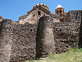 Church of St. Stephanos - 14th-Century Armenian Church - Near Jolfa - Iranian Azerbaijan - Iran - 01 (7421368138).jpg