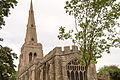 Church of St Denys, Colmworth from the back.jpg