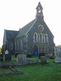 Church of the Ascension, Anahilt - geograph.org.uk - 64758.jpg
