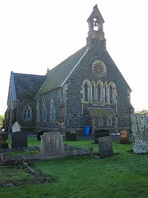 Annahilt - Image: Church of the Ascension, Anahilt geograph.org.uk 64758