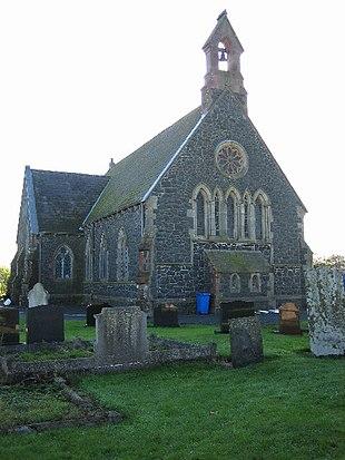 Church of the Ascension, Annahilt