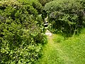 Church path stile. - panoramio.jpg