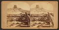 Citadel Rock. Green River, from Robert N. Dennis collection of stereoscopic views.png