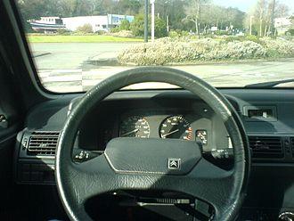 Citroën ZX - Cockpit
