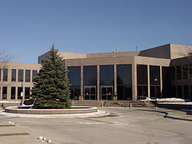 City of Naperville City Hall main entrance.jpg