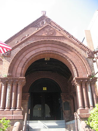 Louisiana Historical Association - Memorial Hall (Confederate Museum), New Orleans