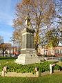 Civil War Memorial - Uxbridge, Massachusetts - DSC02821.JPG