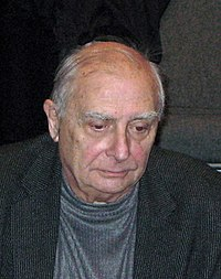Claude Chabrol 2008.